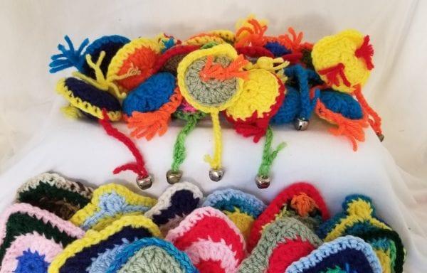 Crochet Disks